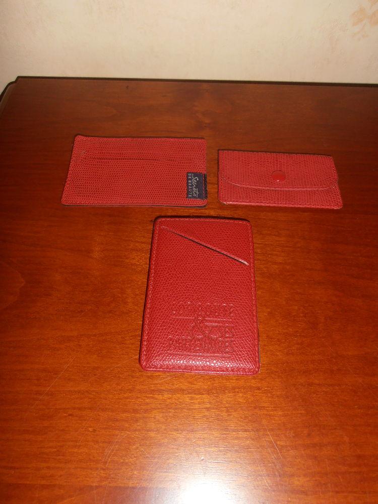 3 petites pochettes rouges (39) 4 Tours (37)