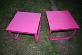 lot 2 petites tables 10 Poitiers (86)