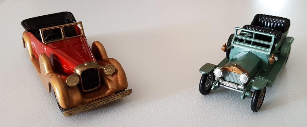 Petites voitures anciennes Matchbox Lesney