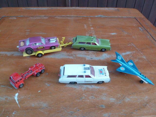 Lot de petites voitures 15 Saint-Germain-Lespinasse (42)