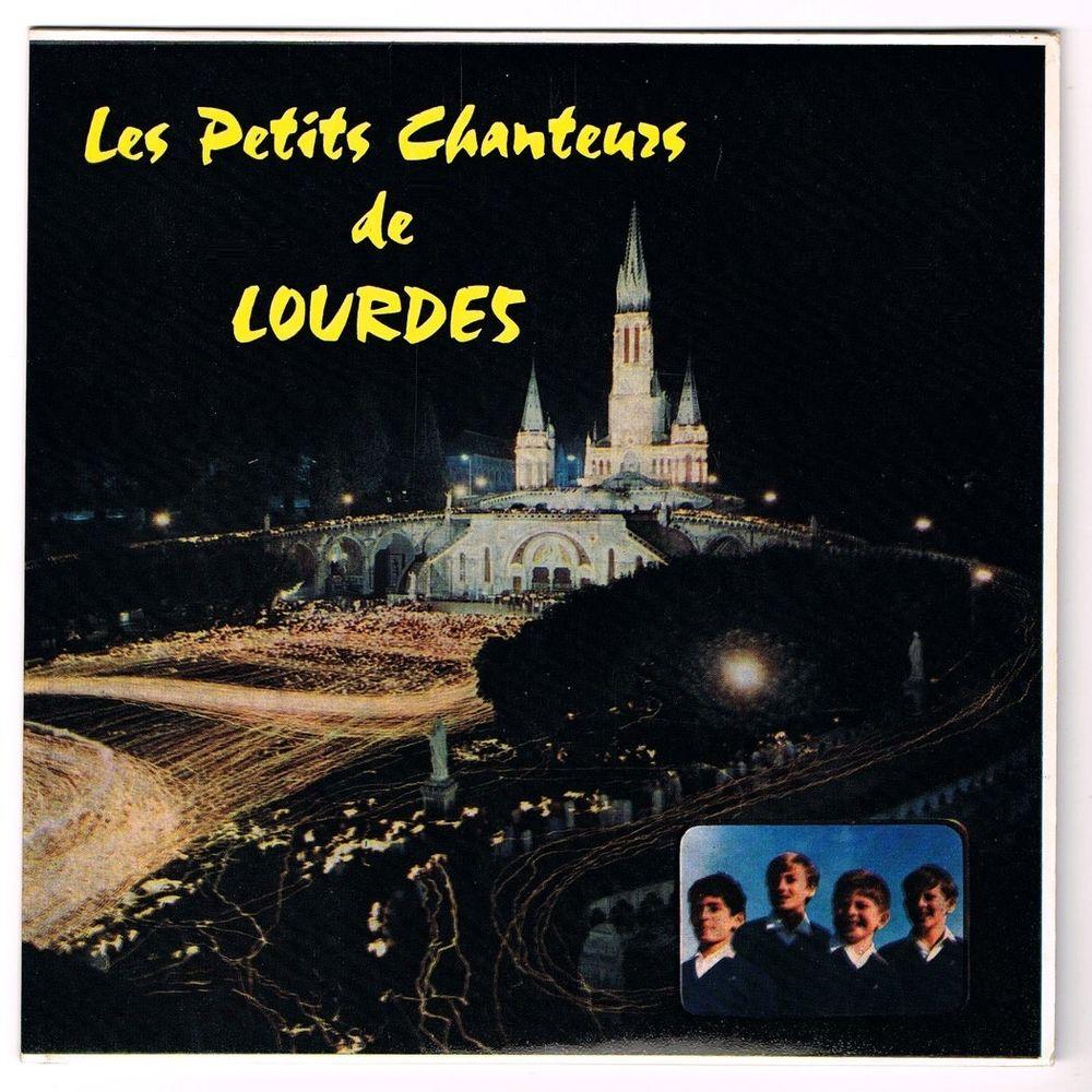 LES PETITS CHANTEURS DE LOURDES-45t EP-SWING LOW SWEET CHARI 3 Tourcoing (59)