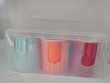 Petits gobelets porcelaine avec cuillères en coffret 12 Saint-Jean-du-Cardonnay (76)