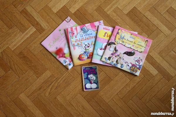 Lot de 4 petits livres DIDDL (3) 3 Tours (37)