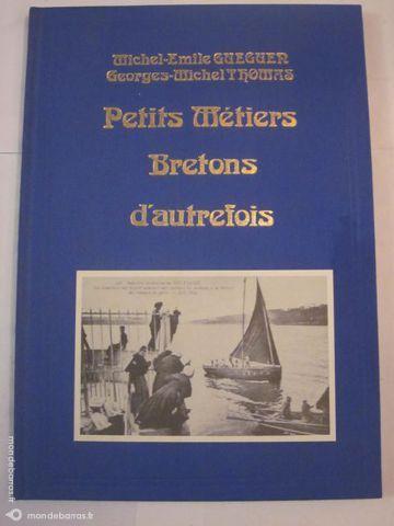 PETITS METIERS BRETONS D'AUTREFOIS Livres et BD