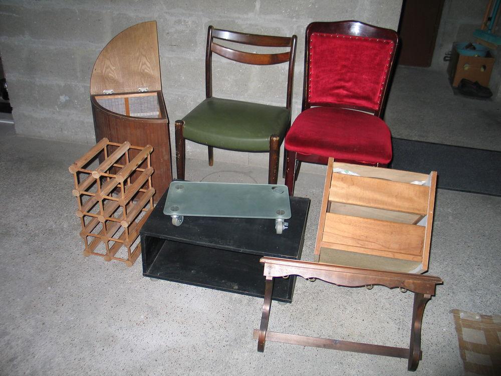 Petits meubles divers 5 Quincy-sous-Sénart (91)