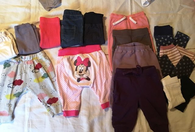 petits pantalons fille 1 Mandres-les-Roses (94)