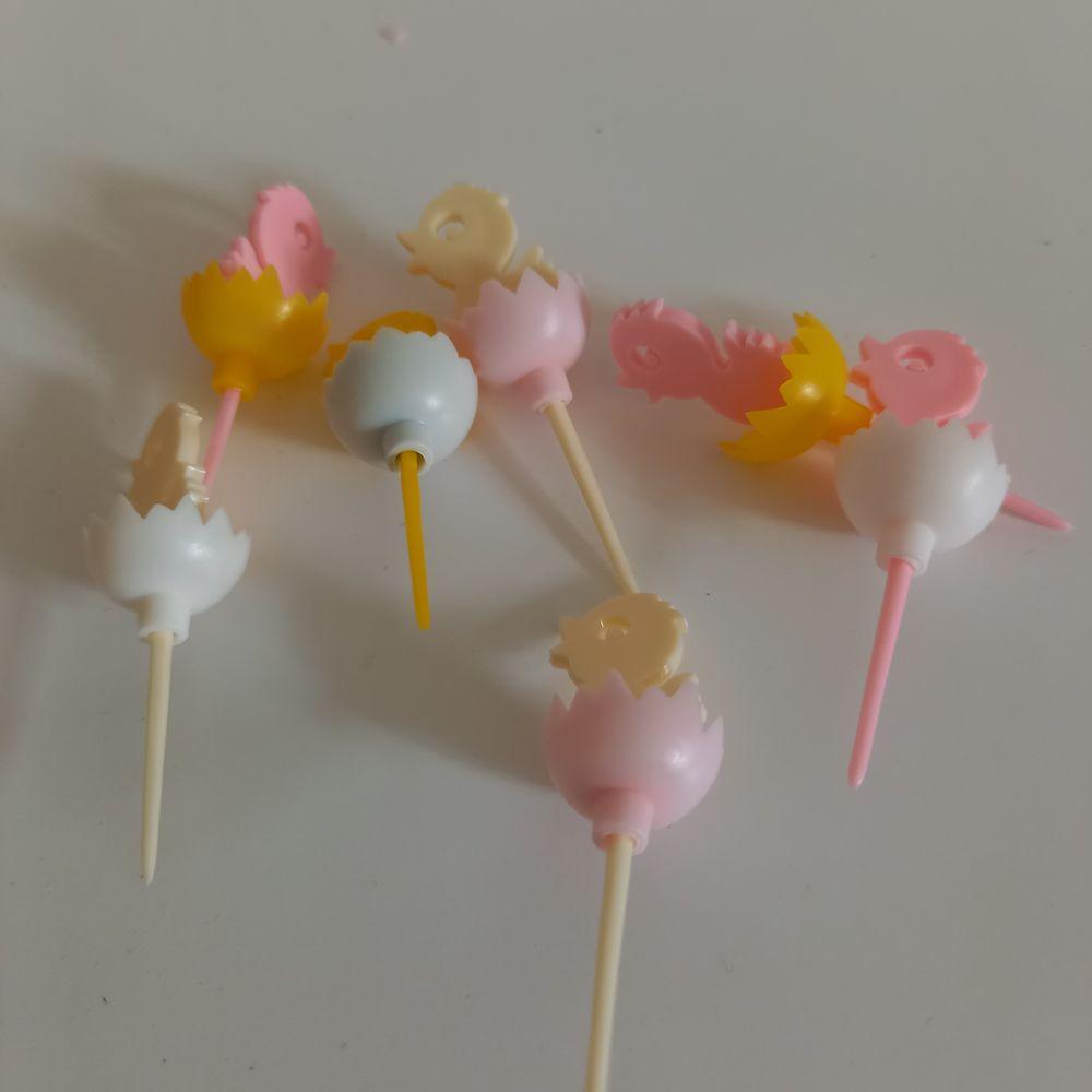 Petits poussins ou Eventails, décoration pour gâteaux  ou au 5 Saumur (49)