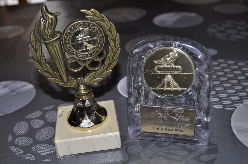 Petits trophées gymnastique Sports