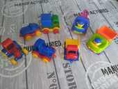 Lot de petits véhicules 5 Breuillet (91)