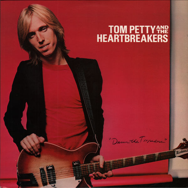 CD TOM PETTY & [.]  Damn the torpedoes  7 Tulle (19)