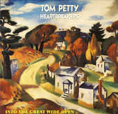 CD TOM PETTY & THE HEARTBREAKERS  Into the great wide open  6 Tulle (19)