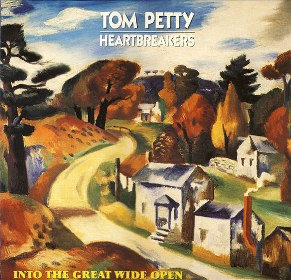 CD TOM PETTY & [.]  Into the great wide open  7 Tulle (19)