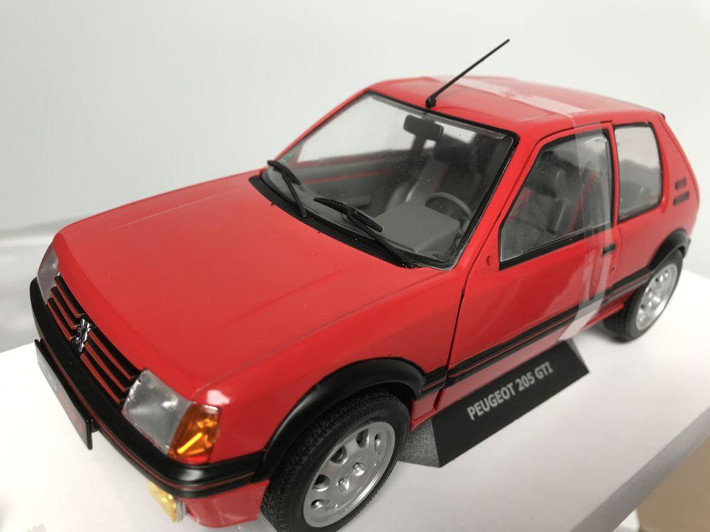 PEUGEOT 205 GTI MK1 1.9L DE 1985 AU 1/18 45 Bouafle (78)