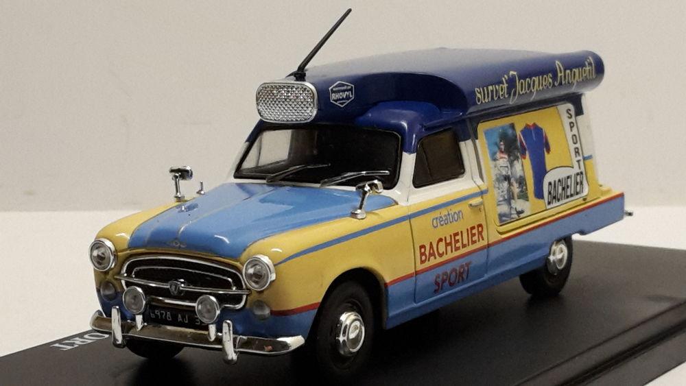 Peugeot 403 U8 break commerciale BACHELIER SPORT