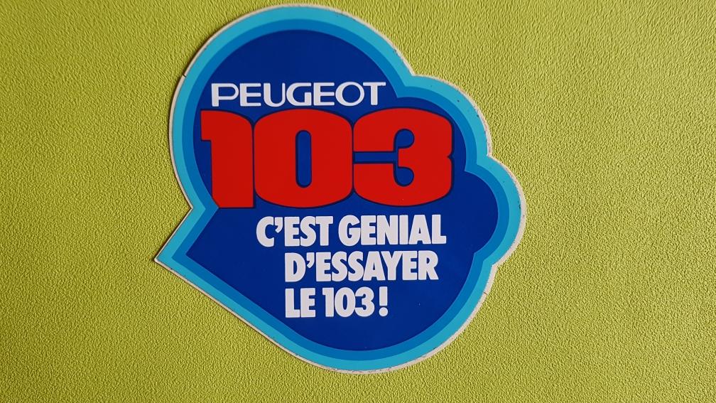 PEUGEOT 103 0 Bordeaux (33)