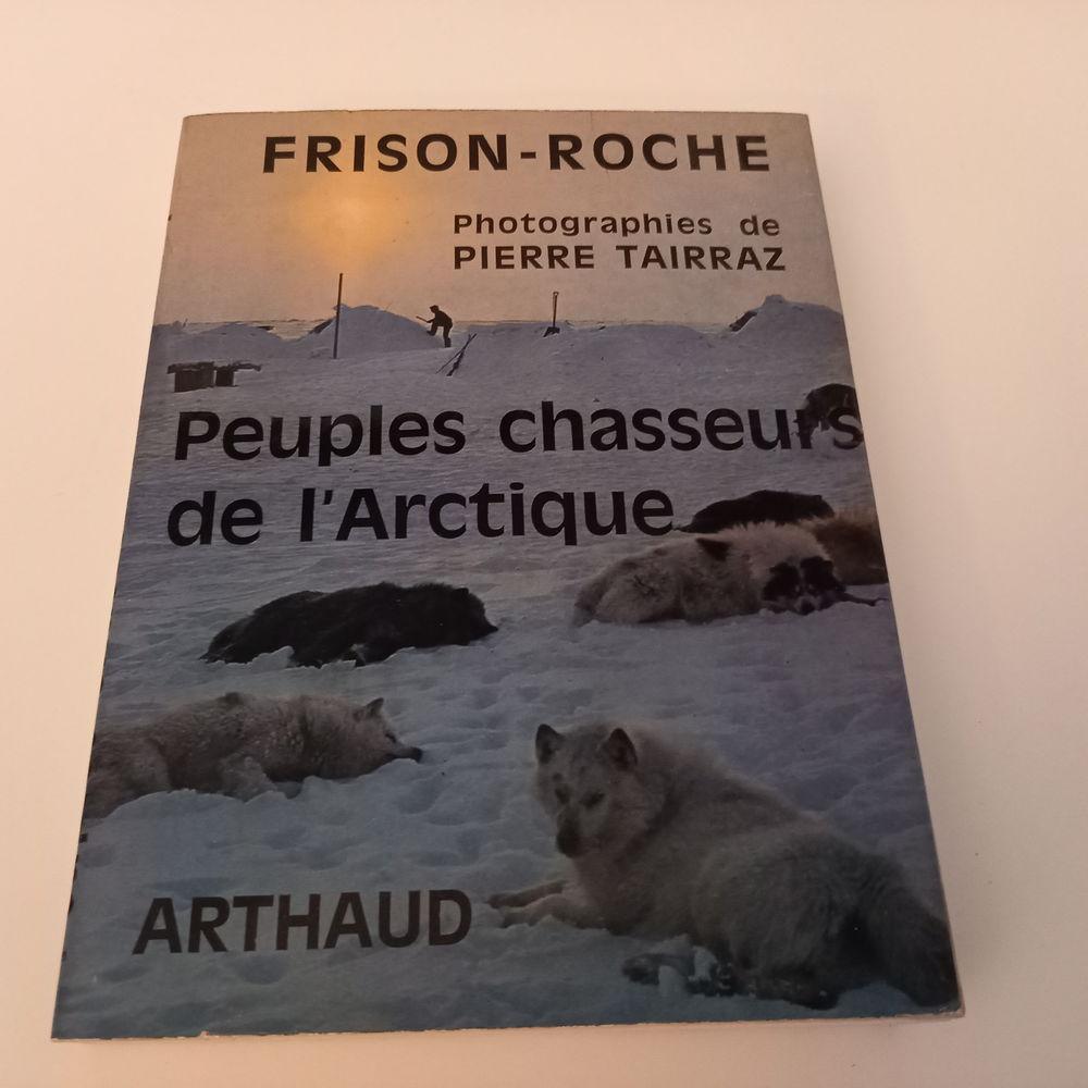 Peuples chasseurs de l'arctique, Frison - roche, Livres et BD