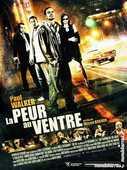 K7 Vhs: La Peur au ventre (377) 6 Saint-Quentin (02)