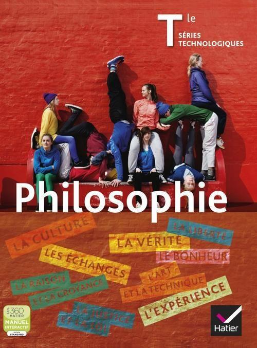 Philosophie ; terminale séries technologiques 20 Cran-Gevrier (74)