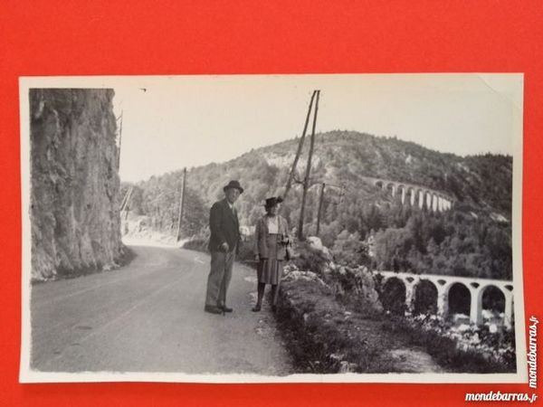 Photo ancienne Morez 1929 5 Nice (06)