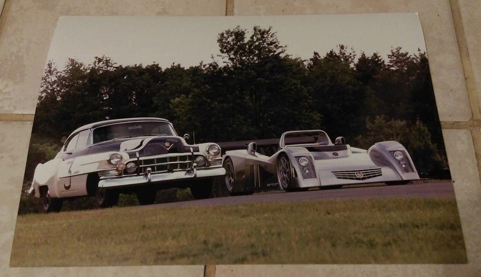 Photo 24 h du mans 1999 ou 2000 ou 2001 corvette 15 x 21 A r