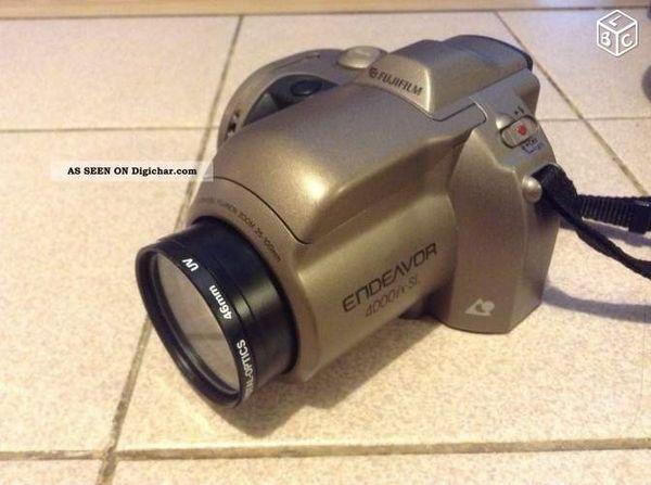 App.photo super EBC Endeavor 4000SL caméra 70 Versailles (78)