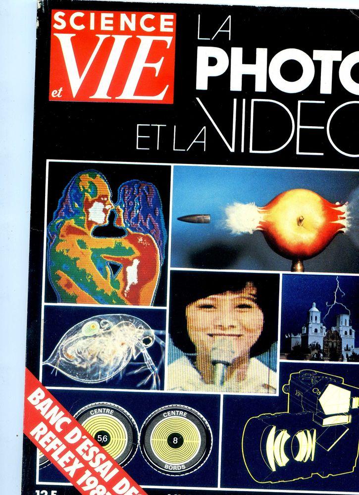 LA PHOTO ET LA VIDEO , Livres et BD