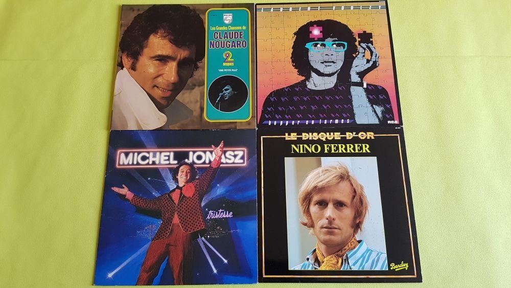 LES 33T PHOTO 24 CD et vinyles