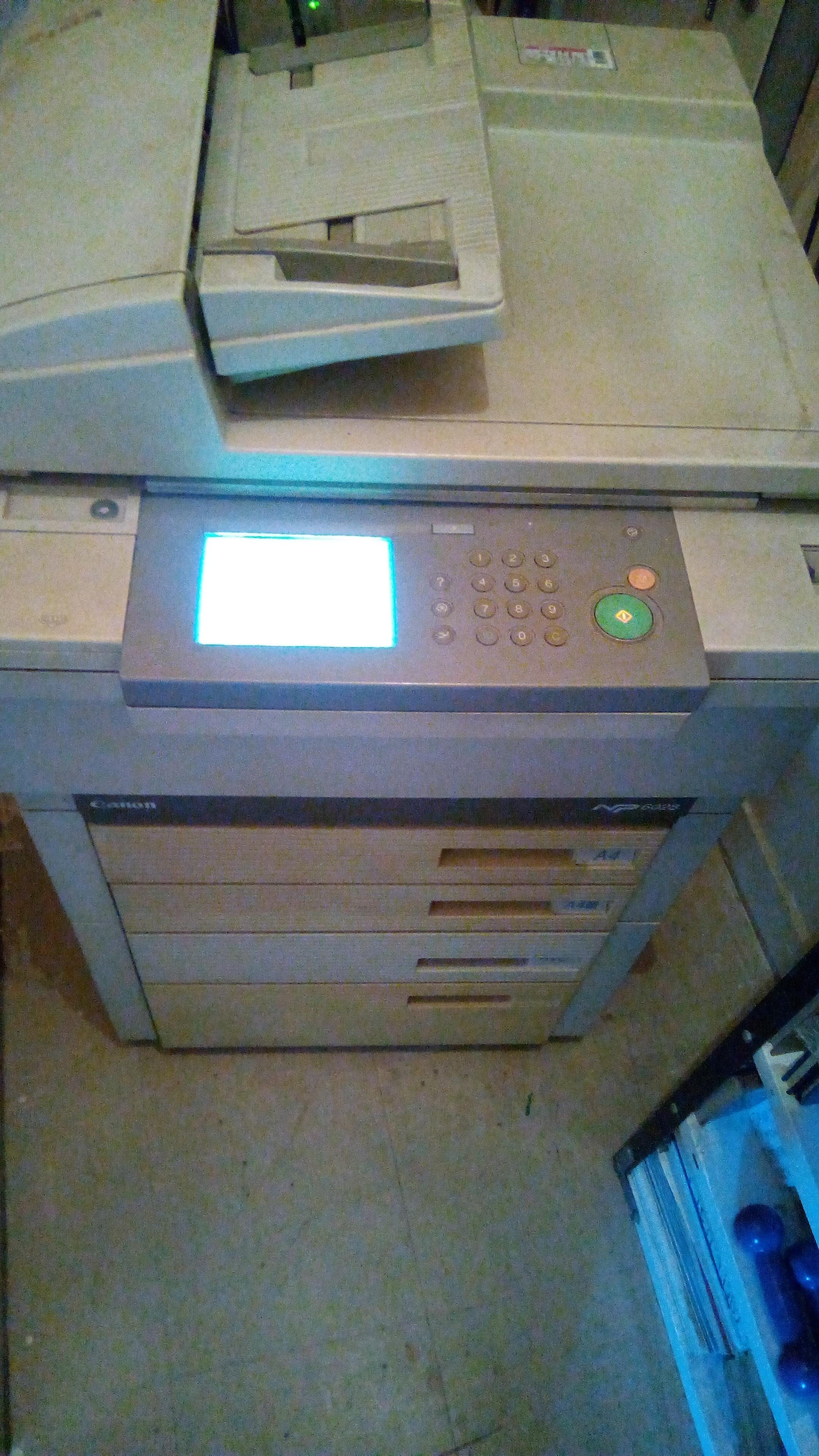 Photocopieur canon NP6028 Matériel informatique