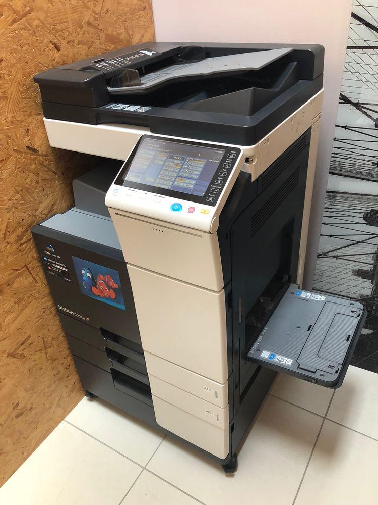 Photocopieur Konica Minolta business hub C224e 1990 Metz (57)