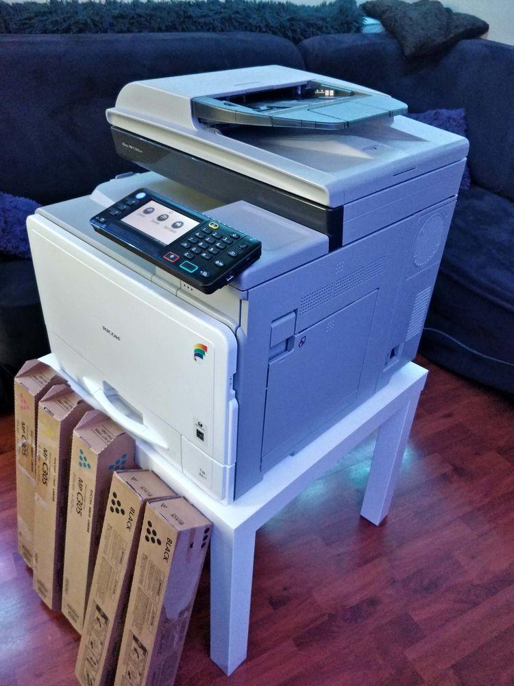 Photocopieur Scanner Ricoh Aficio MP c305 spf 450 Villefranche-de-Lauragais (31)