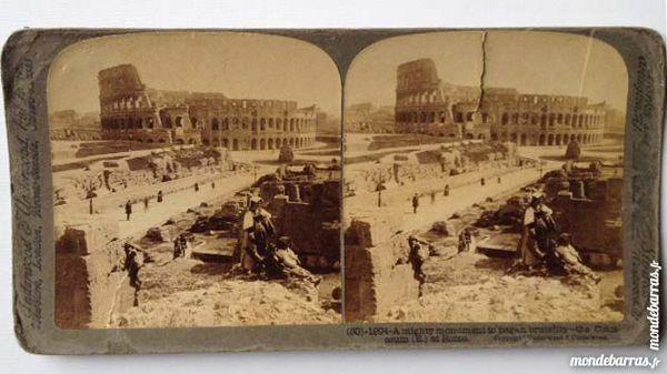 Photographie stéréotype du Colisée à Rome 10 Nice (06)