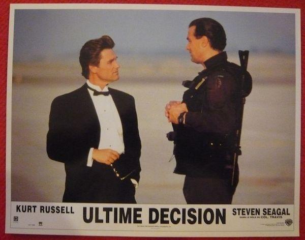 8 photos du film Ultime décision (1996) 30 Sucy-en-Brie (94)