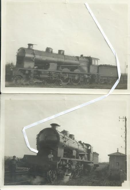 1 photos locomotives à vapeur tenders et livre 1896,  62 Tours (37)