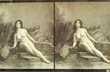 Photos stereo anciennes, theme féminin, curiosa