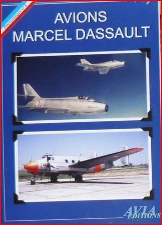 PHOTOTHEQUE N°5 AVIONS MARCEL DASSAULT. 12 Avignon (84)