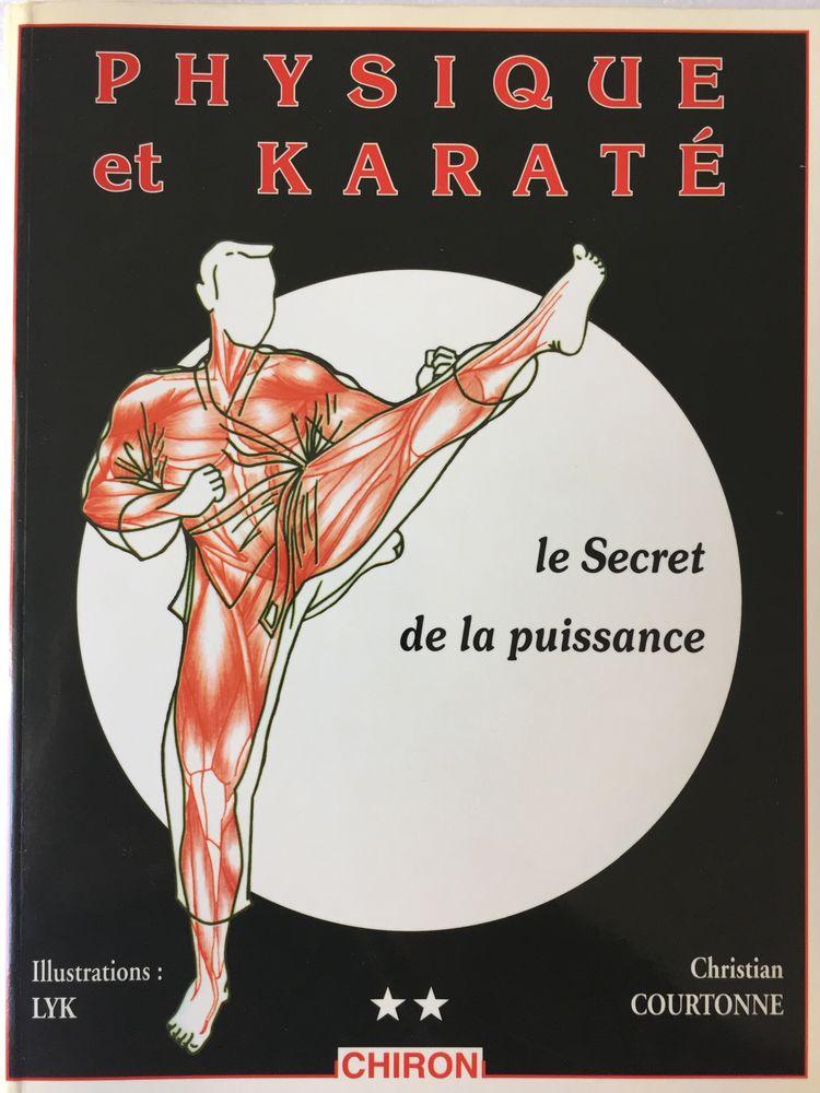 Physique et karaté : le secret de la puissance  65 Joué-lès-Tours (37)