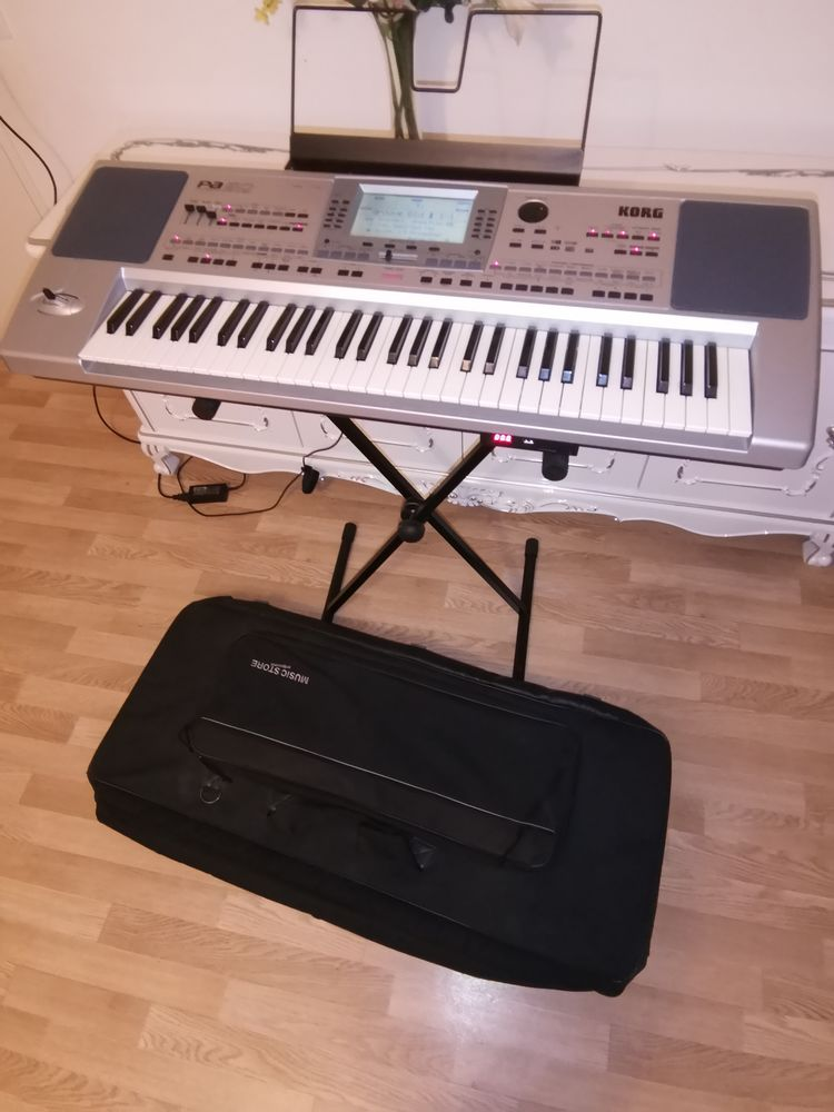 Piano arrangeur Korg PA 50 sd USB oriental Instruments de musique