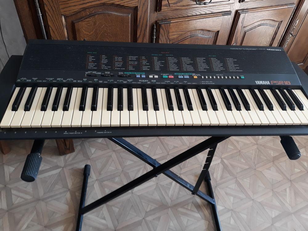 Piano clavier électrique Yamaha 230 Champagnole (39)