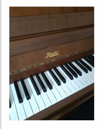 Piano droit acoustique Rösler (Tours 37000) 1400 Tours (37)