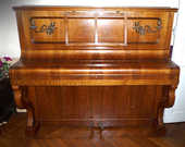 piano droit ancien Schillio  300 Paris 10 (75)