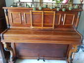 Piano droit ancien  90 Ronchin (59)