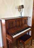 piano droit anglais Crane and sons 400 Bricy (45)