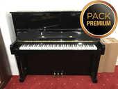 Piano droit BLÜTHNER 130 noir laqué en PACK PREMIUM 13900 Levallois-Perret (92)