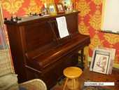 piano droit cadre metallique 280 Lille (59)
