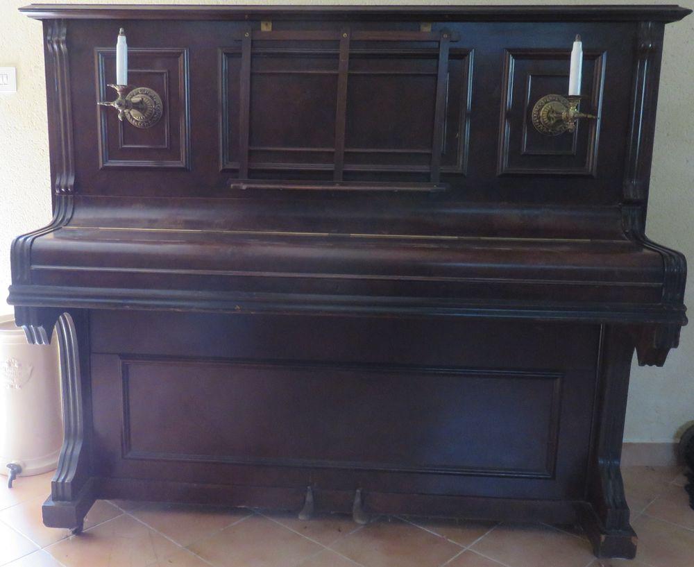 Piano droit Cramer 0 Saint-Geniez-d'Olt (12)