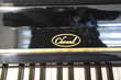 Piano droit d'étude noir laqué de marque Choiseul Instruments de musique
