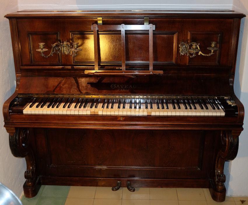 PIANO DROIT GAVEAU 1907  60€ 60 Marseille 12 (13)
