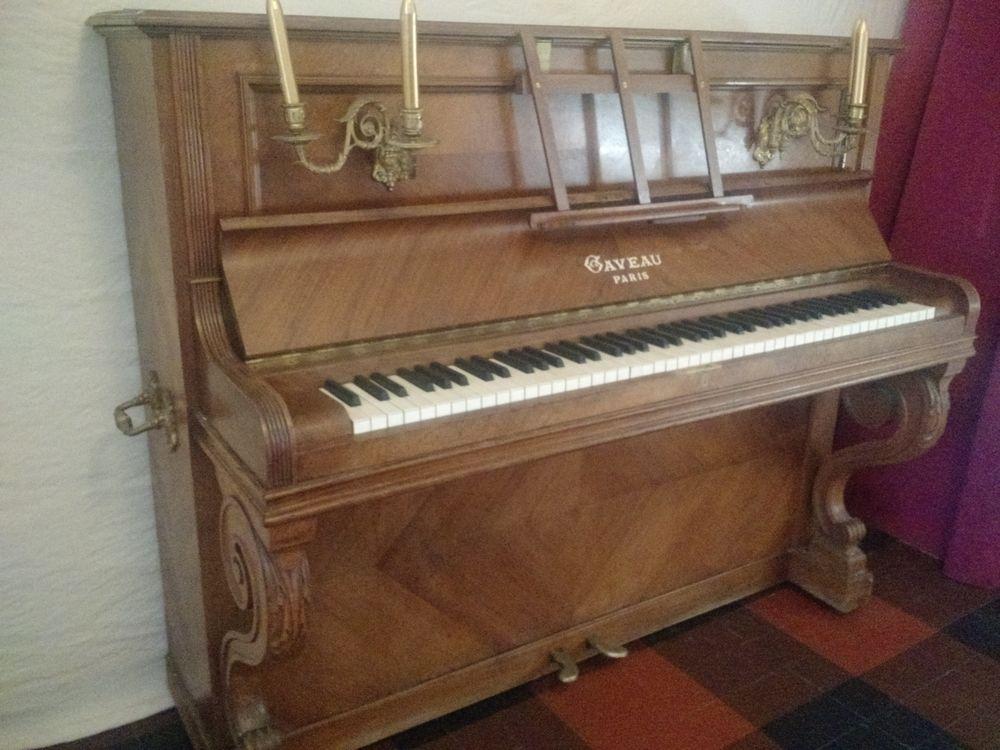 PIANO DROIT GAVEAU 350 Oraison (04)