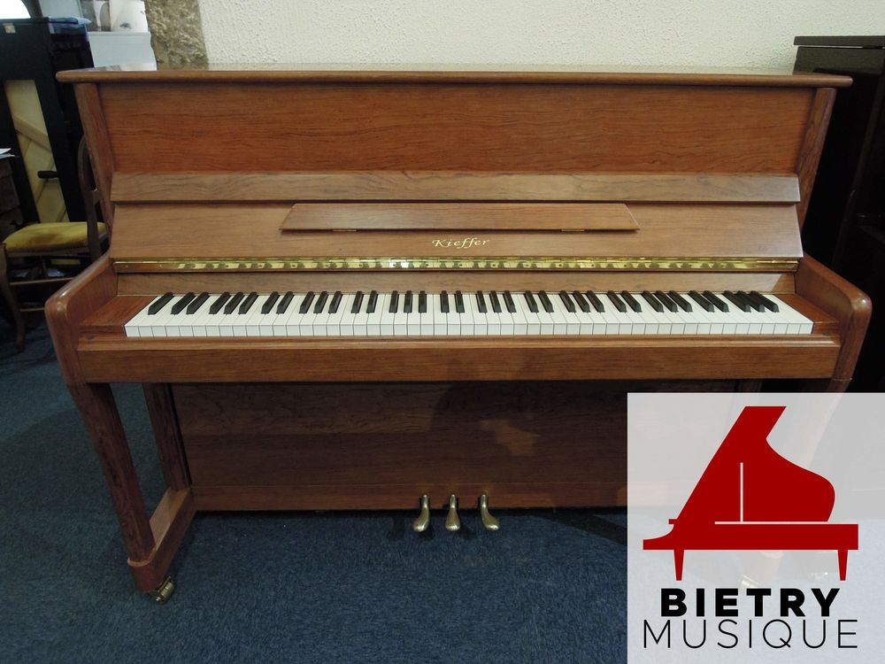 Piano droit Kieffer UP110 1490 Lyon 5 (69)