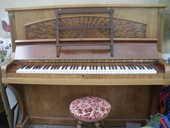 Piano droit Klein 100 Bourges (18)
